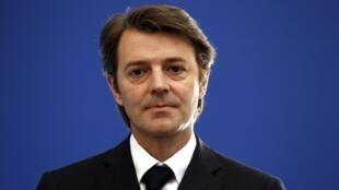 François Baroin, ministro francês da economia, pediu nesta sexta-feira a adoação de uma taxa sobre as transaçoes  financeiras  dentro da Uniao Europeia.
