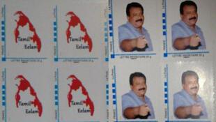 LTTE stamps