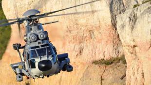 L'hélicoptère Caracal vendu en 2016 au Koweït.