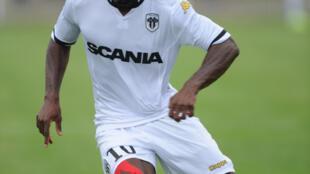 Gilles Sunu, ancien milieu offensif d'Angers.