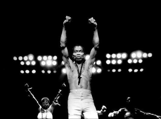 Inventor do afrobeat, nigeriano Fela Anikulapo Kuti ganha festival em sua homenagem
