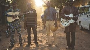Songhoi Blues.