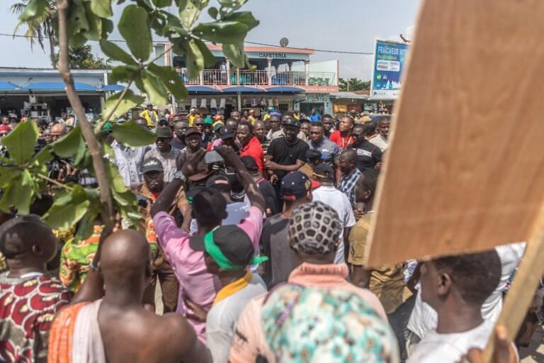 Zanga-zangar yan adawa a Jamhuriyar Benin
