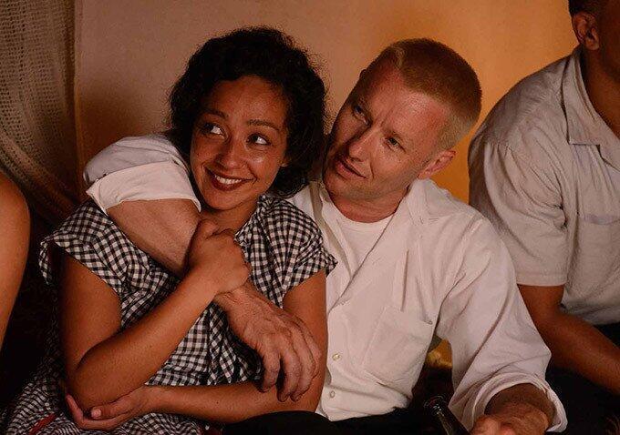 """Cena do filme """"Loving"""", do diretor Jeff Nichols"""