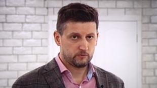 Писатель Лев Данилкин