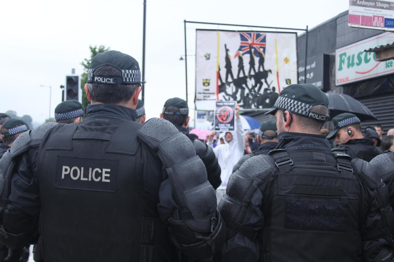 Moins de 20% des policiers d'Irlande du Nord sont catholiques.