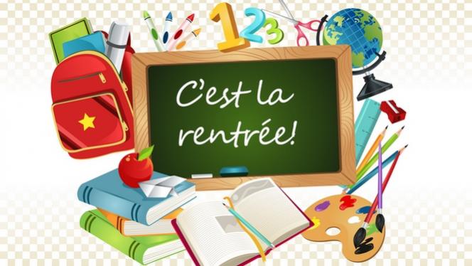 9月4日法國中小學開學