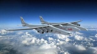 The Stratolaunch aircraft will carry a rocket which can carry a six ton payload up to low earth orbit