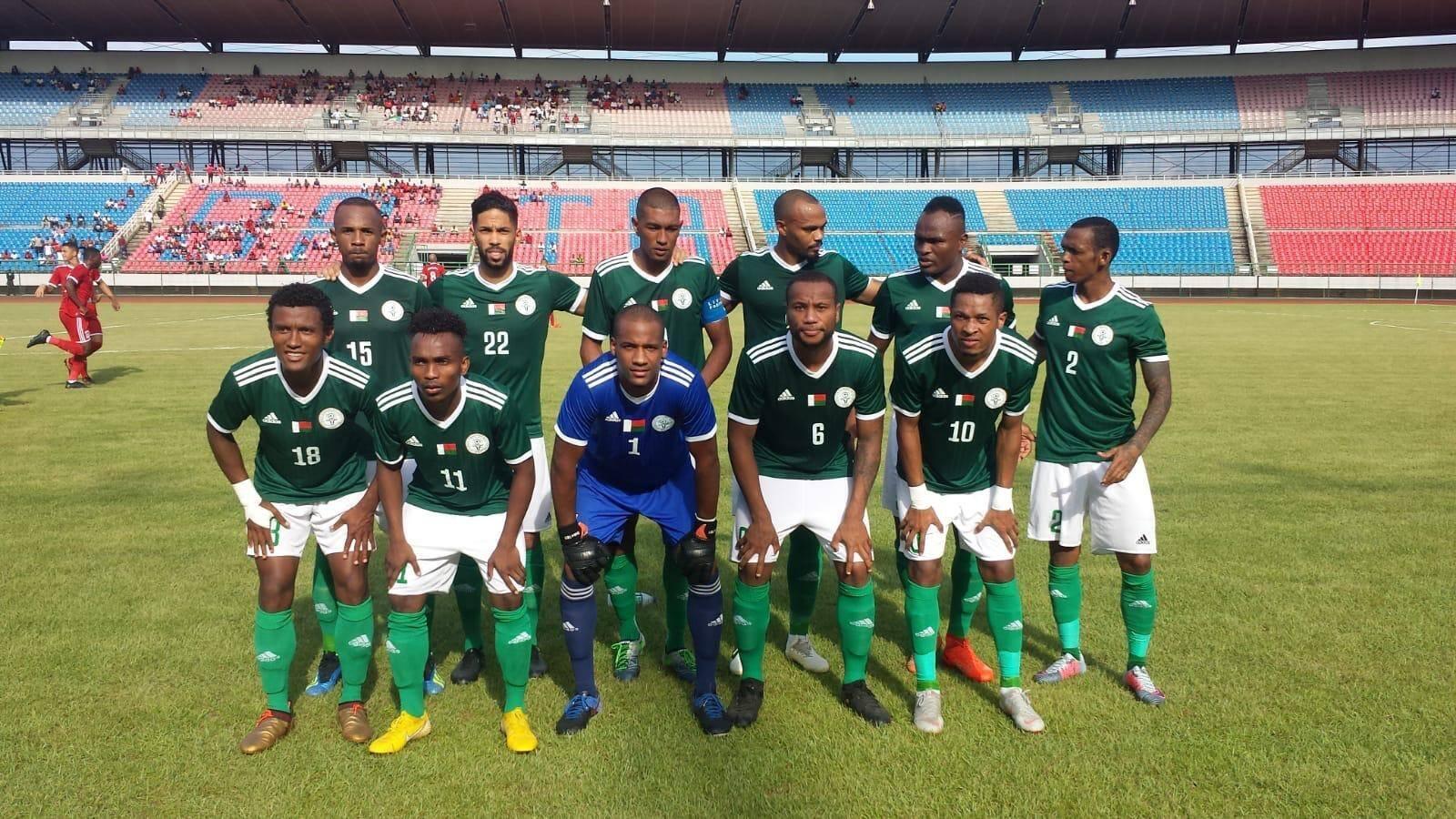 L'équipe de Madagascar s'est qualifiée pour la CAN 2019.