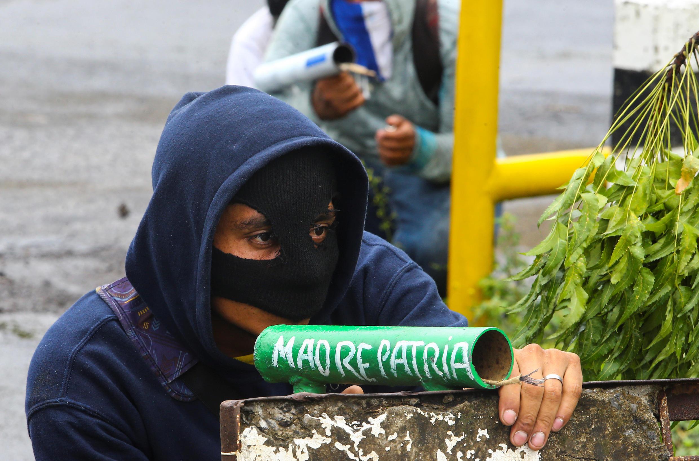 La vague de contestation au Nicaragua a été déclenchée par une réforme des retraites. Le mouvement est devenu plus général, contre Daniel Ortega, à la tête du pays depuis 2007, après un premier mandat de 1979 à 1990.