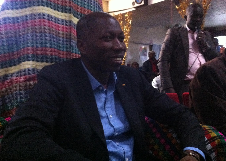 Domingos Simões Pereira, primeiro-ministro guineense
