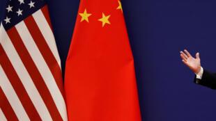 中国商务部副部长王受文2018年8月22日率团赴美与美国财政部副部长马尔马斯会谈。