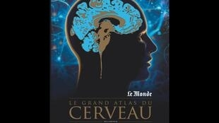 Couverture «Le Grand Atlas du cerveau».