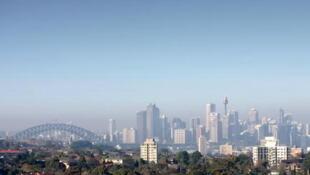 Sydney, en Australie, vue générale (image d'illustration).