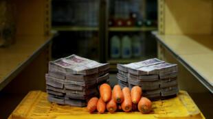 """Greve geral contra """"hiperinflação e fome"""""""