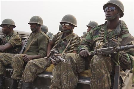 Askari wa Jeshi la DRC, FARDC.