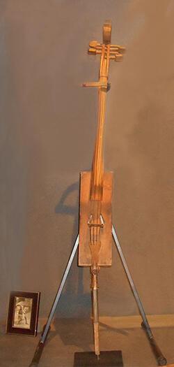 Le violoncelle de François Gervais, soldat de la Grande Guerre