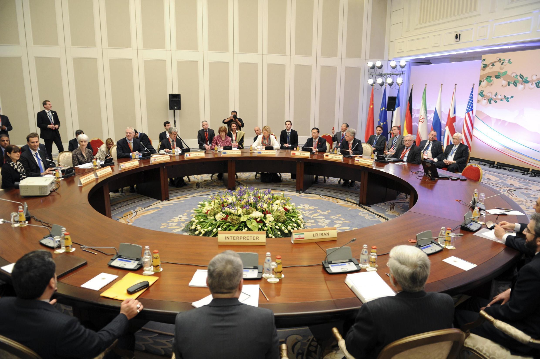 Переговоры по ядерной программе Ирана, Алма-Ата