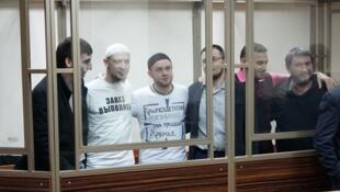 Шестерых крымчан задержали в Ялте в период с февраля по апрель 2016 года.