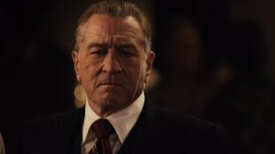 Robert De Niro dans « The Irishman », de Martin Scorsese.