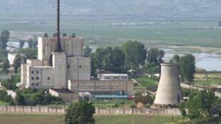Complexo nuclear de Yongbyon, próximo da capital norte-coreana.
