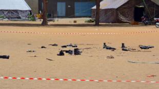 Plusieurs explosions ont frappé la ville de Ndjamena le 15 juin 2015. Les explosions ont eu lieu dans le secteur de la direction de la Sécurité publique et du commissariat central, ainsi que près de l'école de police.