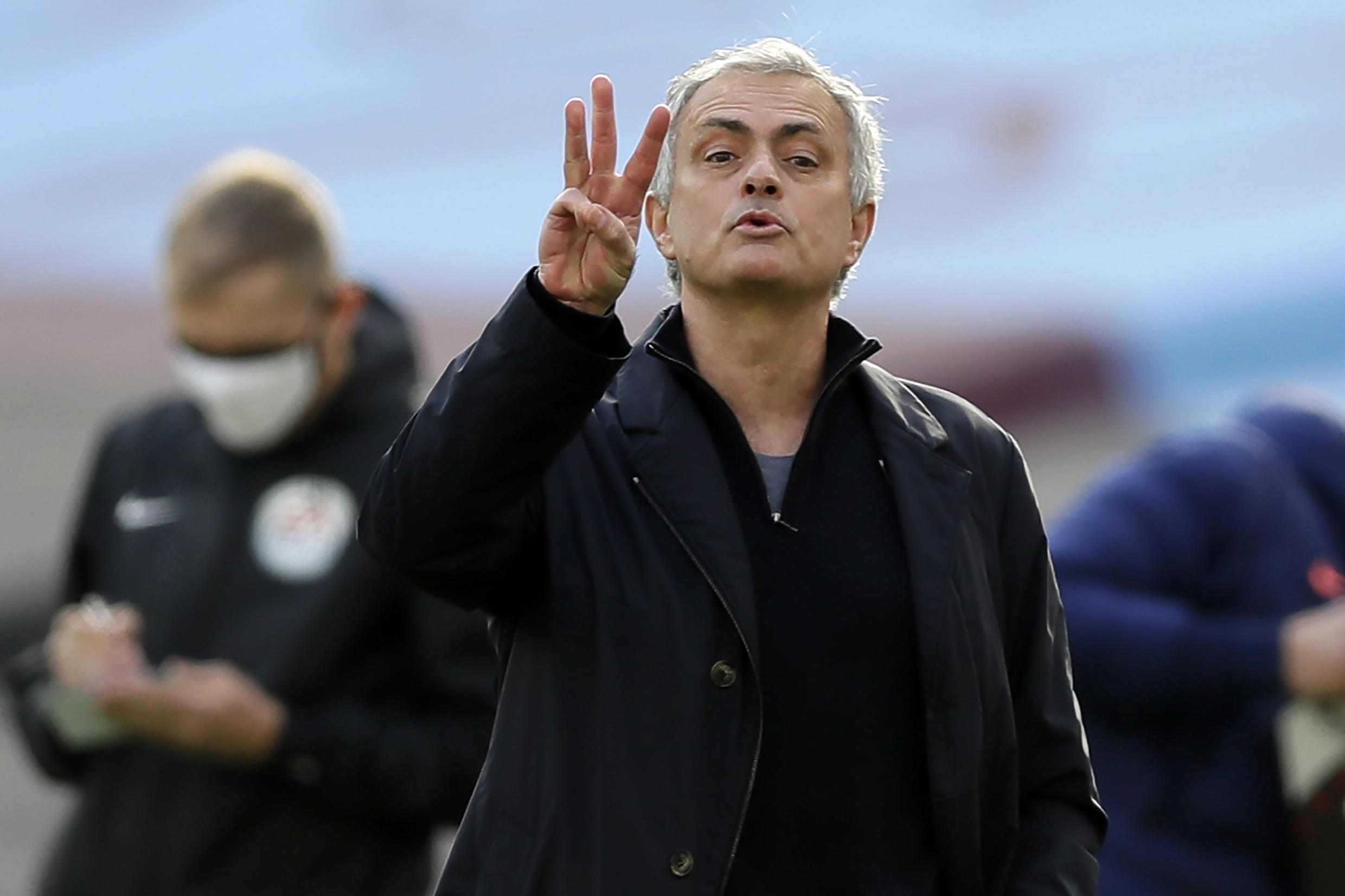 Jose Mourinho is searching for ways to arrest Tottenham's decline