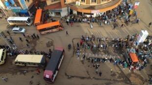 Kenya - couvre-feu
