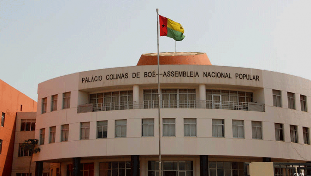 Assembleia nacional da Guiné Bissau