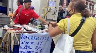 Venezuela dollarisation marché monnaie bolivar