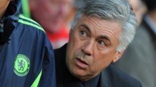 Kocin PSG Carlo Ancelotti