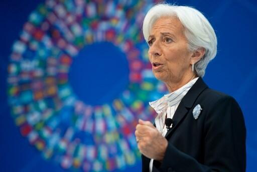 Après la présidence du FMI, Christine Lagarde prend celle de la BCE.