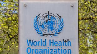 OMS - Who Organisation mondiale de la Santé - logo - Geneve