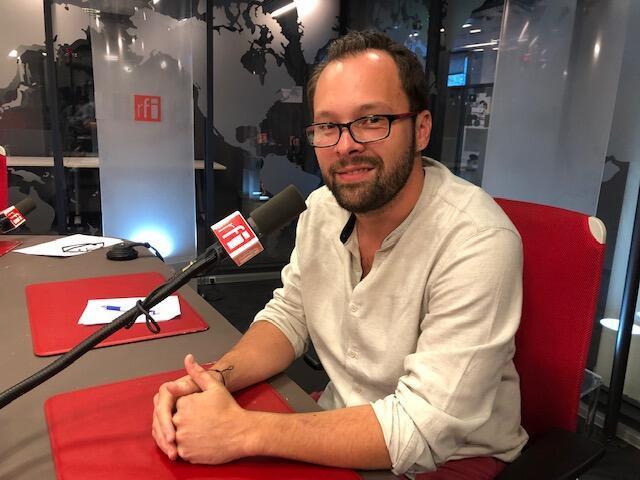 O cientista político e professor da UERJ, Breno Bringel.