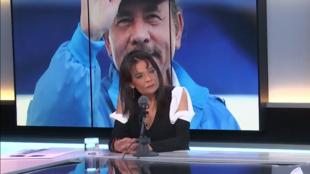 Ruth Tapia es embajadora de la República de Nicaragua en París.