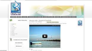 Le portail web OpenData de la ville de Sayada, sur le littoral est, en Tunisie.