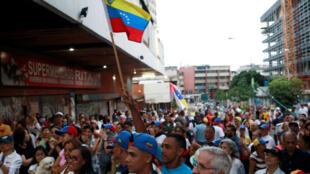 Miji kadhaa ya Venezuela yashuhudia maandamano ya upinzani dhidi ya rais Nicolas Maduro.