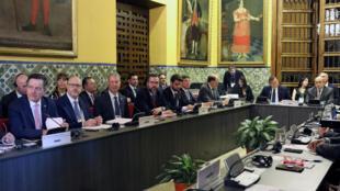 Grupo de Lima discute situação do governo venezuelano