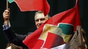 Aníbal Cavaco Silva, presidente de Portugal.
