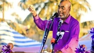 Tanzania opposition ACT Wazalendo party presidential candidate, Maalim Seif Sharif Hamad, was arrested in Zanzibar on Tuesday morning as he tried to cast his ballot.