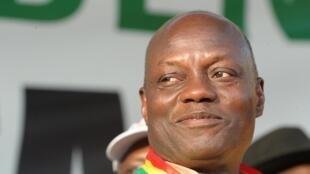 José Mário Vaz, président de Guinée-Bissau. Son mandat a expiré il y a cinq jours.