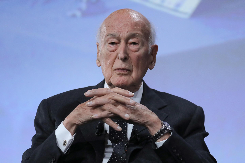 El expresidente francés Valery Giscard d'Estaing en una foto del 20 de junio de 2019