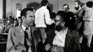 Ramsey Clark en Iran