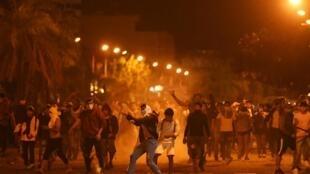 Des violences ont éclaté mardi soir lors d'un meeting d'Evo Morales dans la ville de Santa Cruz.