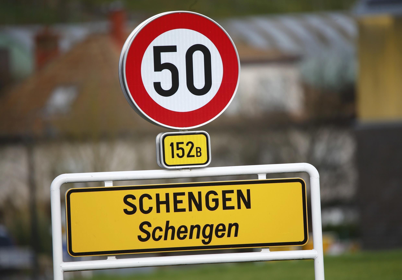 Bukatar tsaron kan iyakokin Schengen na tsawon watanni uku zai soma aiki daga watan Nuwamba