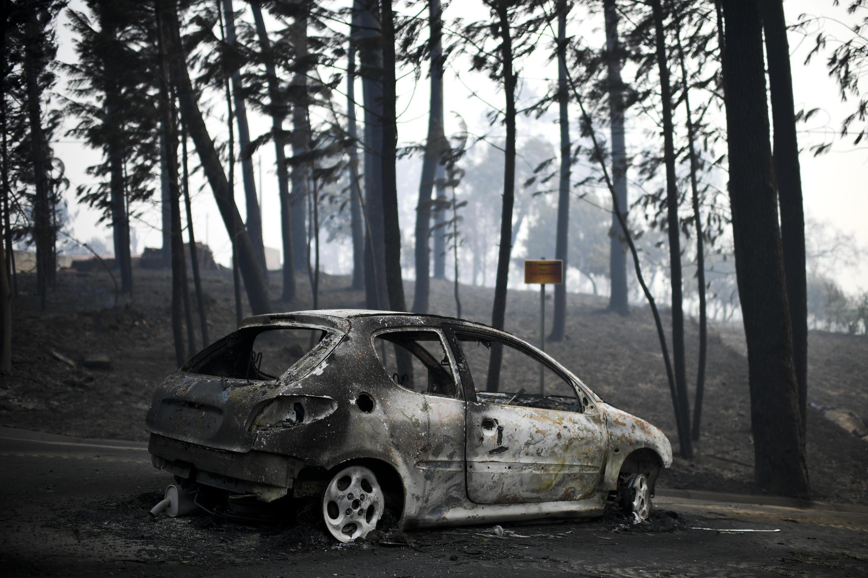 Em Pedrógão Grande um incêndio tirou a vida a mais de 60 pessoas