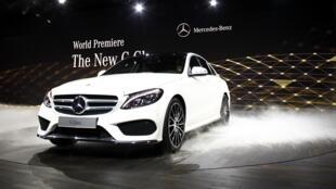 La nueva Mercedes Clase C.