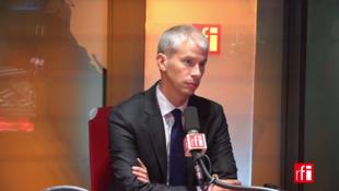 Franck Riester, député Les Républicains sur RFI le 10 octobre 2017.