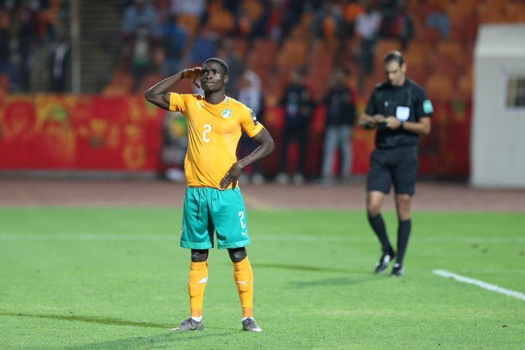 Koffi Kouao - Vizela - Côte d'Ivoire - Costa do Marfim - Futebol - Desporto