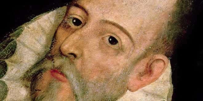 Miguel de Cervantes murió el 22 de abril de 1616.